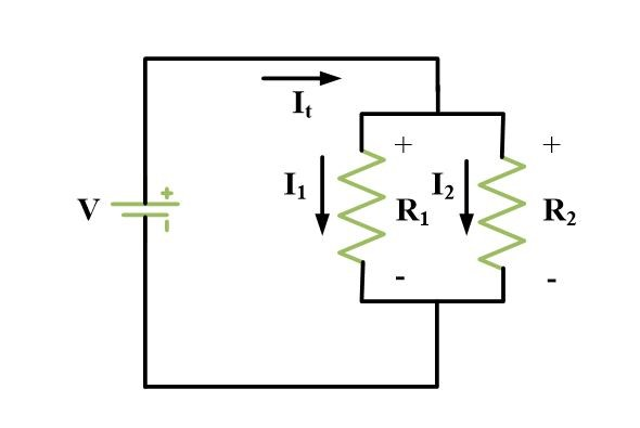 voltage divider circuits and current divider circuits