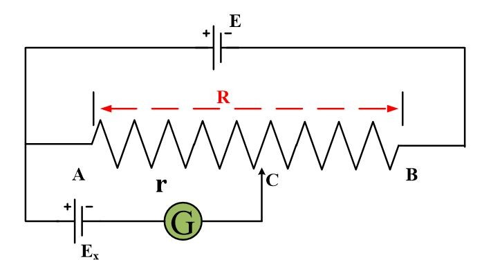 Potentiometer Rheostat Variable Resistor Working Principle on potentiometer rheostat
