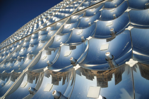 Solar Concentrators Types Amp Applications Electrical Academia