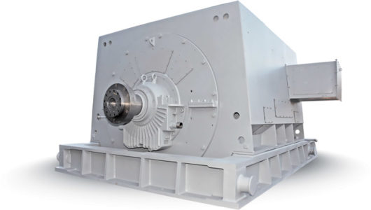 Synchronous Generator for a Utility