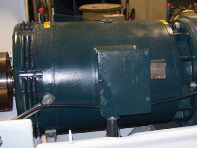 Induction Generator for a Wind Turbine