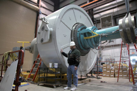 Generator for a Wind Turbine