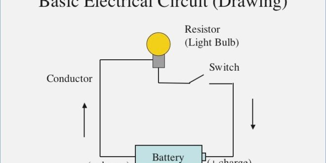 basic electrical circuit theory components working. Black Bedroom Furniture Sets. Home Design Ideas