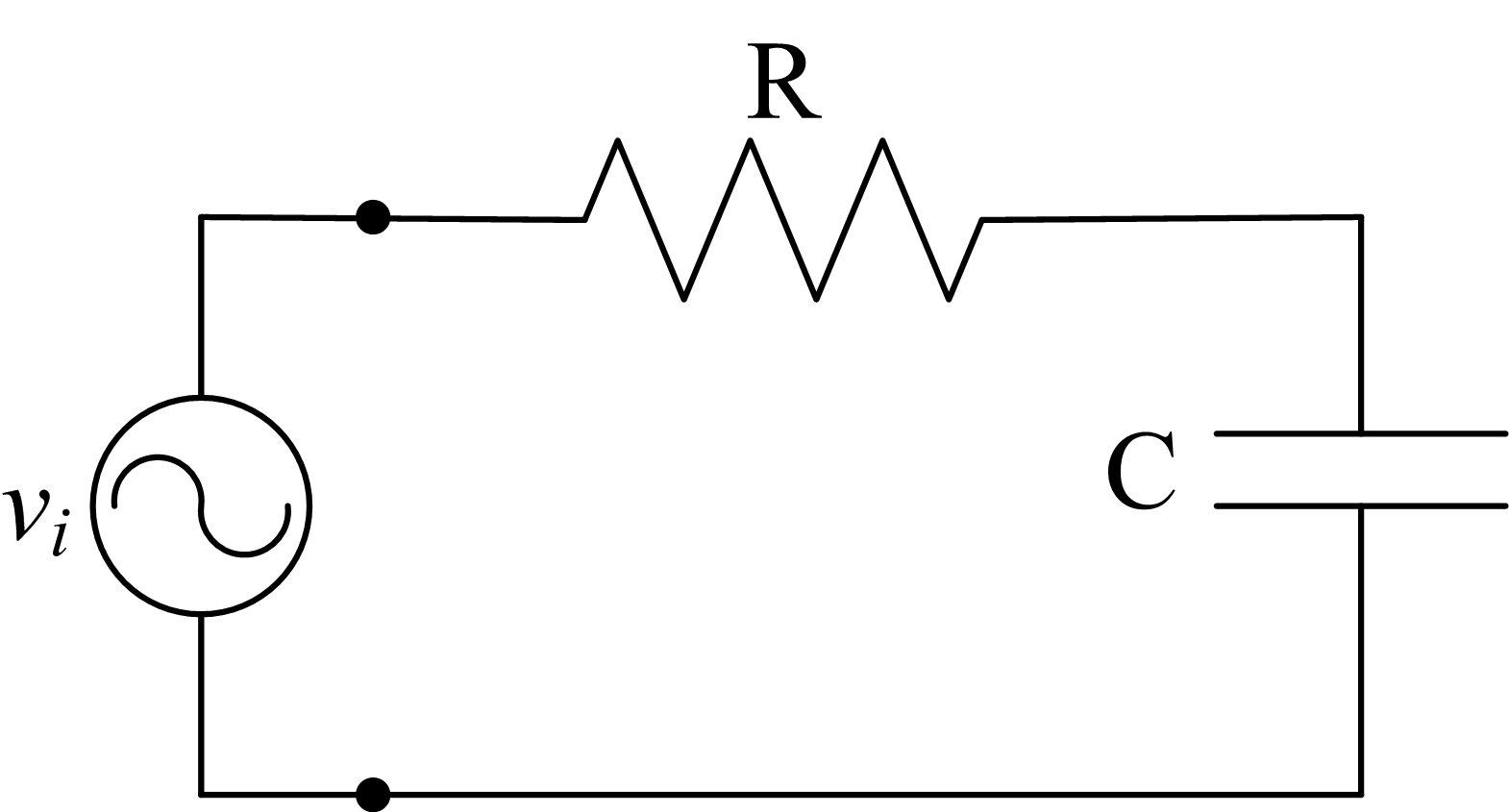 RC circuit_example | Electrical Academia