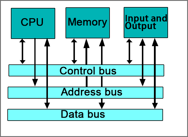 Types of Buses in Computer Architecture