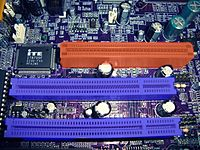 AGP expansion slots
