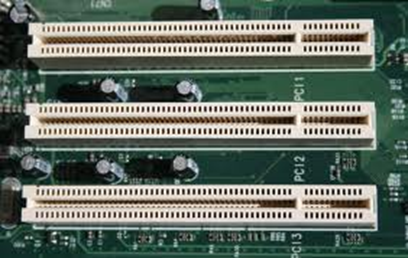 PCI expansion slots