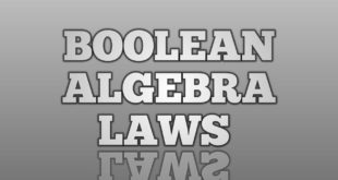 Boolean Algebra Laws Explained