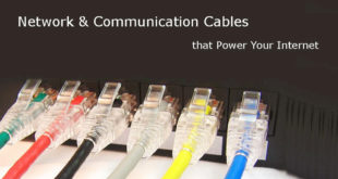 Network Cable Types and Connectors