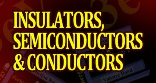 Conductors, Insulators, and Semiconductors | Theory | Examples