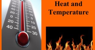 Heat and Temperature Explained | Examples