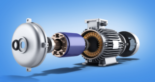 Electric Motor parts components construction