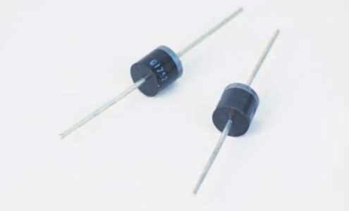 Typical rectifier diodes.