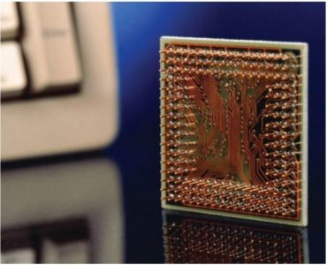 An integrated circuit (IC).