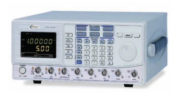 Commercial signal generator.