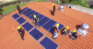 Residential and Industrial Solar Energy Systems