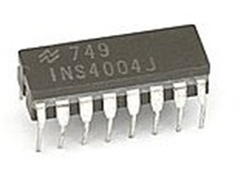 Intel 4004 Was First Commercial Processor