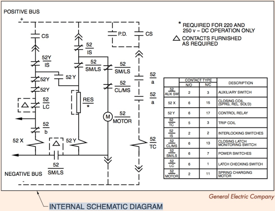 GENERAL ELECTRIC SCHEMATIC DIAGRAMS —