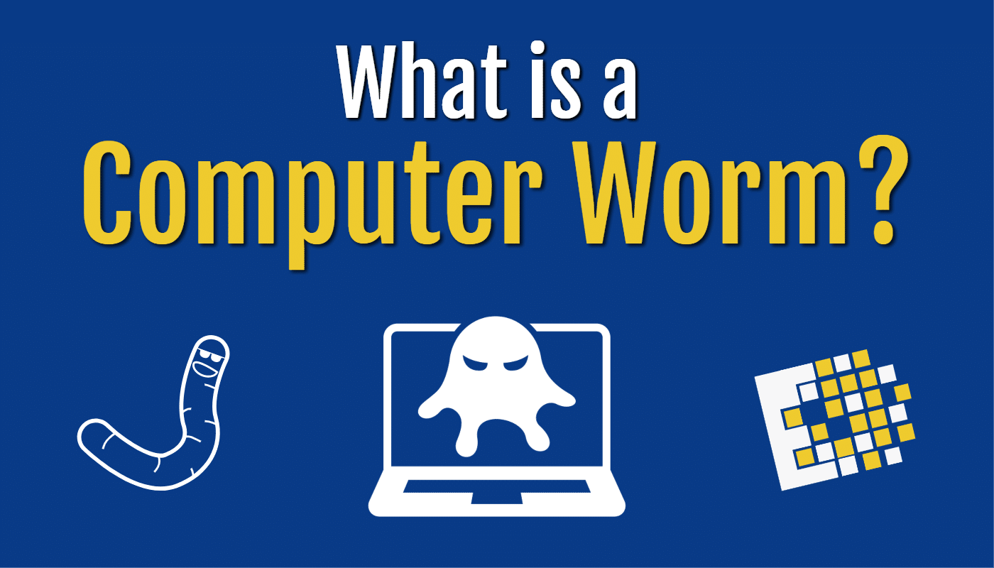 what does the computer term worm mean