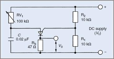 PUT relaxation oscillator